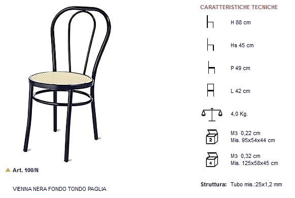 Sedie Thonet Usate.Sedie Thonet Nere Stock 30 Danielecroppo
