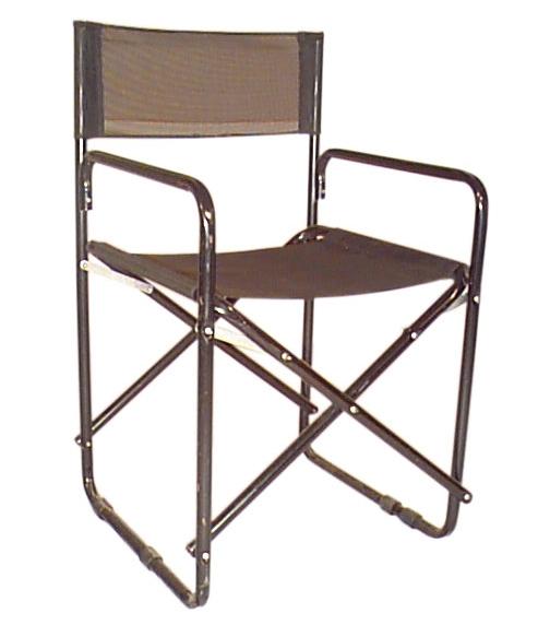 sedie regista e pieghevoli in legno danielecroppo