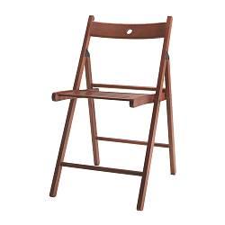 Sedie regista e pieghevoli in legno danielecroppo for Sedia regista ikea