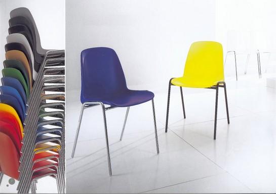 Sedie In Plastica Usate.Sedie Monoscocca Danielecroppo